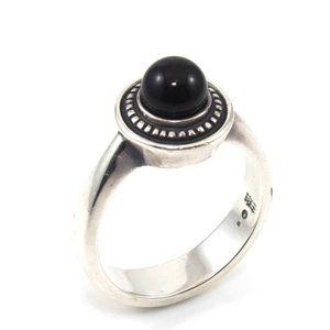 James Avery Onyx Ring